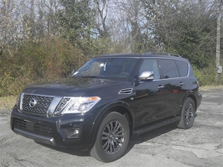 New Nissan for sale 2019 Nissan Armada Platinum SUV N19068 in Danville, KY