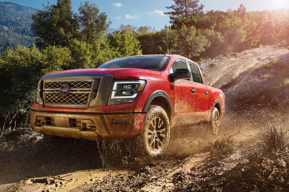 2020 Nissan Titan Lexington, KY