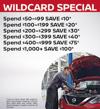Wildcard Tire Special