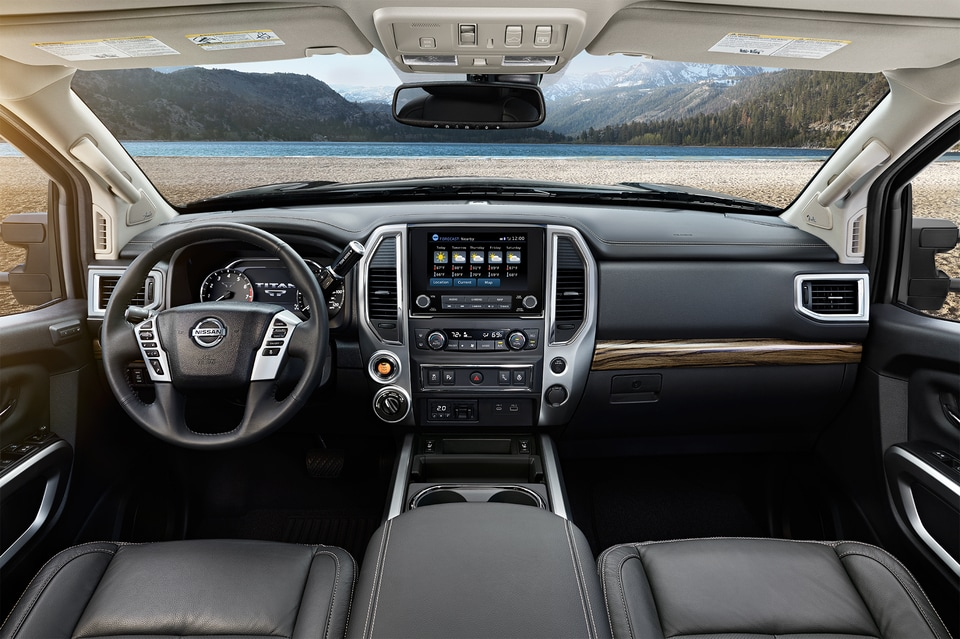 Nissan Titan Technology