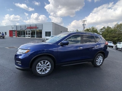 Nissan Rogue Suv >> New 2020 Nissan Rogue Sv Suv For Sale Danville Ky Bob Allen Nissan Vin 5n1at2mt8lc720611