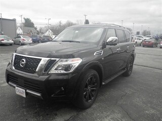 New Nissan for sale 2019 Nissan Armada Platinum SUV N19171 in Danville, KY