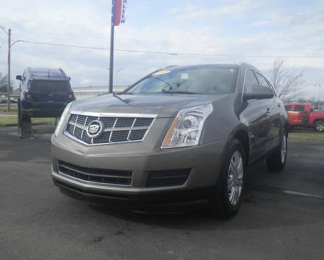 Used 2011 Cadillac SRX Luxury Collection SUV Frankfort