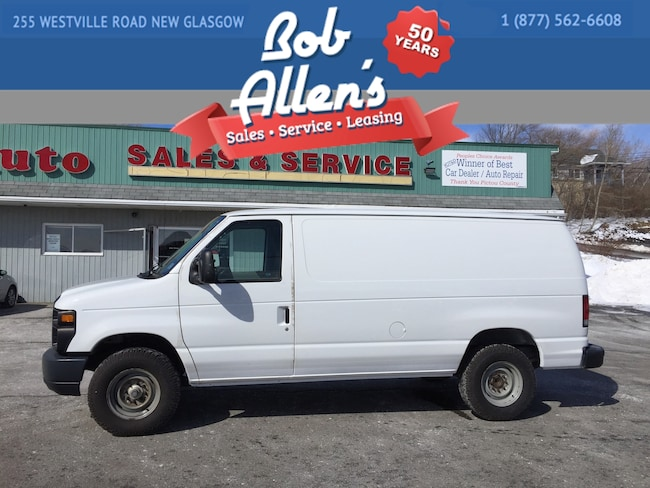 2012 Ford Econoline Commercial Van Cargo Van