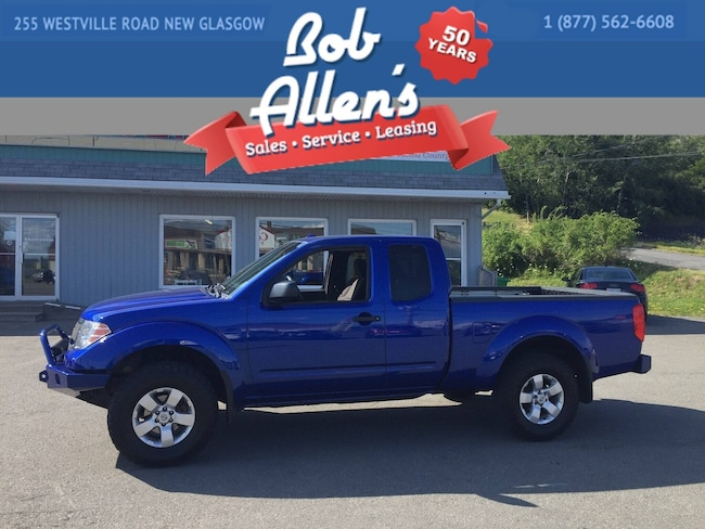 2013 Nissan Frontier SV Extended Cab