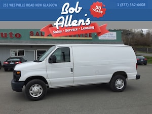 2012 Ford Econoline Commercial