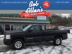 2009 Chevrolet Silverado 1500 WT Regular Cab
