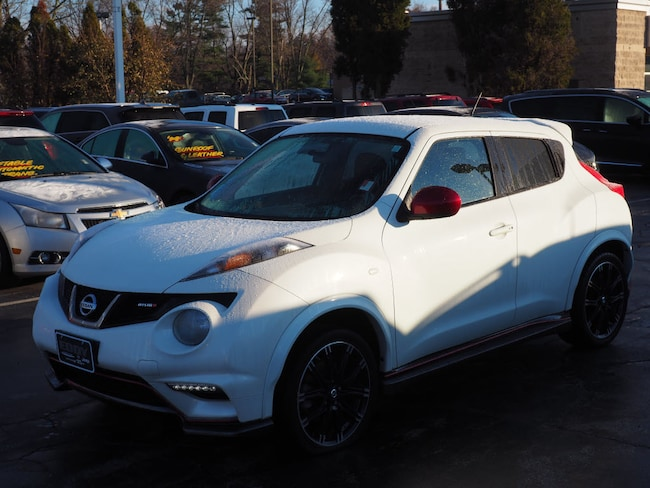 Used 2014 Nissan Juke Nismo For Sale in Austintown OH | VIN ...