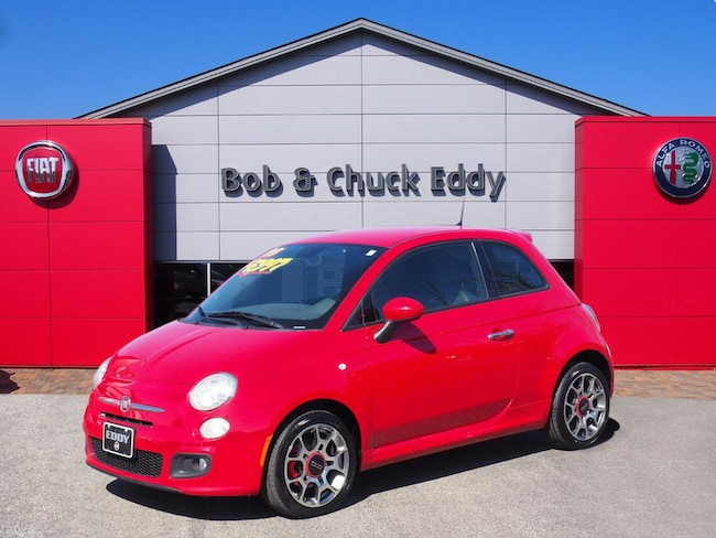 Pre-Owned 2013 FIAT 500 Sport Sport  Hatchback in Youngstown, OH