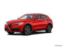 2018 Alfa Romeo Stelvio Base AWD Base  SUV ZASFAKAN7J7B61796