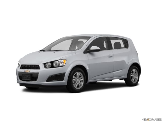 Pre-Owned 2014 Chevrolet Sonic LT Auto LT Auto  Hatchback in Youngstown, OH