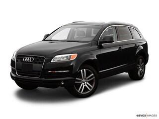 2007 Audi Q7 3.6 Premium Quattro AWD 3.6 Premium quattro  SUV