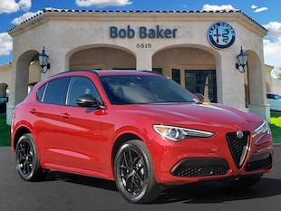 2020 Alfa Romeo Stelvio Ti SPORT AWD Sport Utility