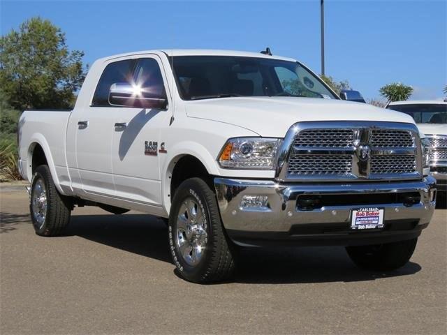 Lease or buy this  2018 Ram 2500 Laramie Truck Mega Cab near San Diego