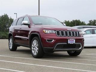 New 2017 Jeep Grand Cherokee Limited RWD SUV near San Diego, CA