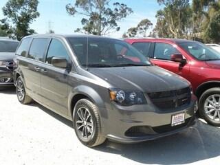 New 2017 Dodge Grand Caravan SE Van near San Diego, CA