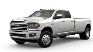 2021 Ram 3500 LIMITED LONGHORN CREW CAB 4X4 8' BOX Crew Cab