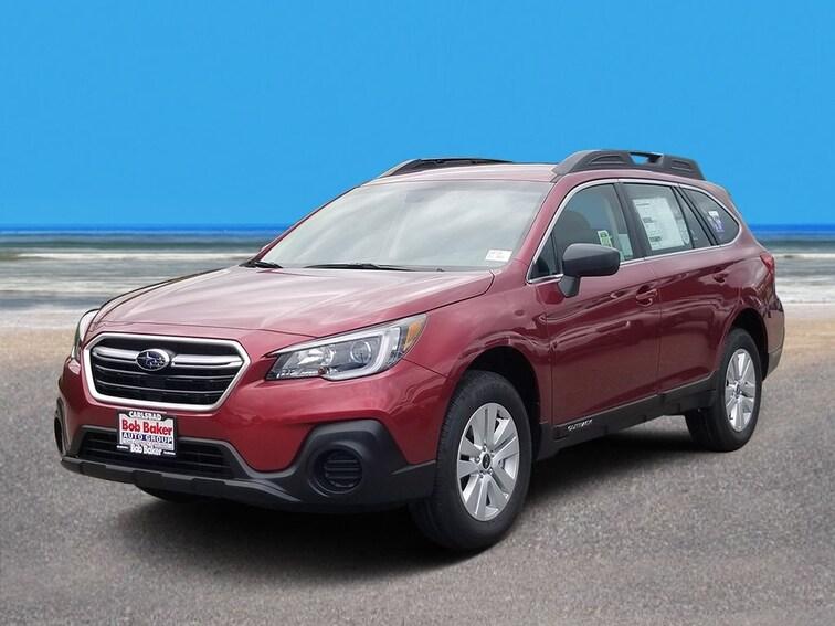 New 2019 Subaru Outback 2.5i SUV Carlsbad