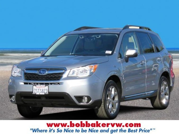 Used 2016 Subaru Forester For Sale In Carlsbad Ca Vin