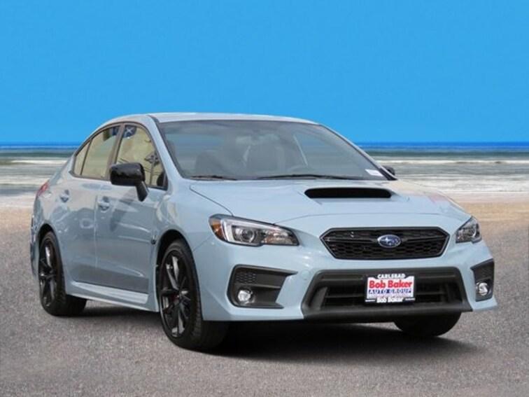 New 2019 Subaru WRX Premium Sedan Carlsbad