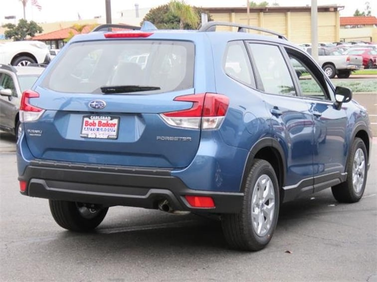 New 2019 Subaru Forester Standard For Sale In Carlsbad Ca