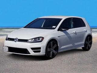 2016 Volkswagen Golf R Hatchback