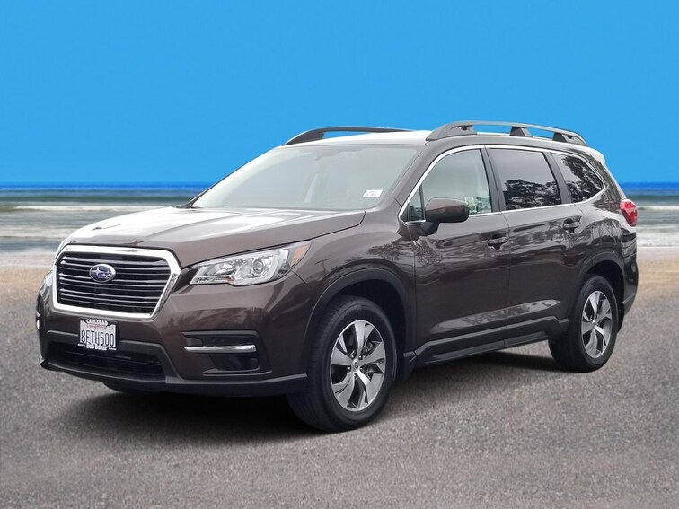 Certified Pre-Owned 2019 Subaru Ascent Premium SUV Carlsbad