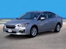 2017 Subaru Impreza Premium Sedan