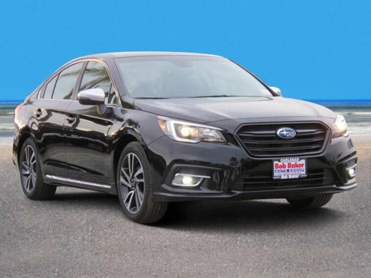 New 2019 Subaru Legacy 2.5i Sport Sedan Carlsbad