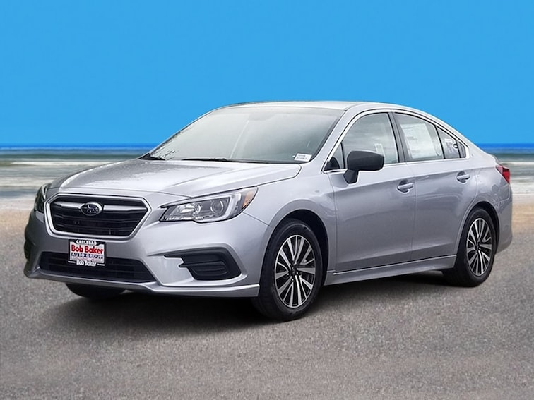 New 2019 Subaru Legacy 2.5i Sedan Carlsbad