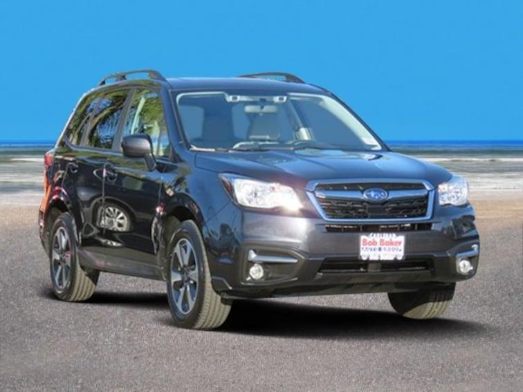 Certified Pre-Owned 2018 Subaru Forester Premium SUV Carlsbad