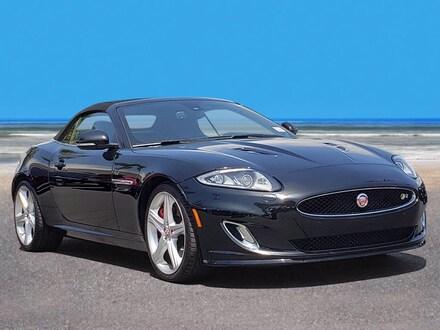 2015 Jaguar XKR XKR Convertible