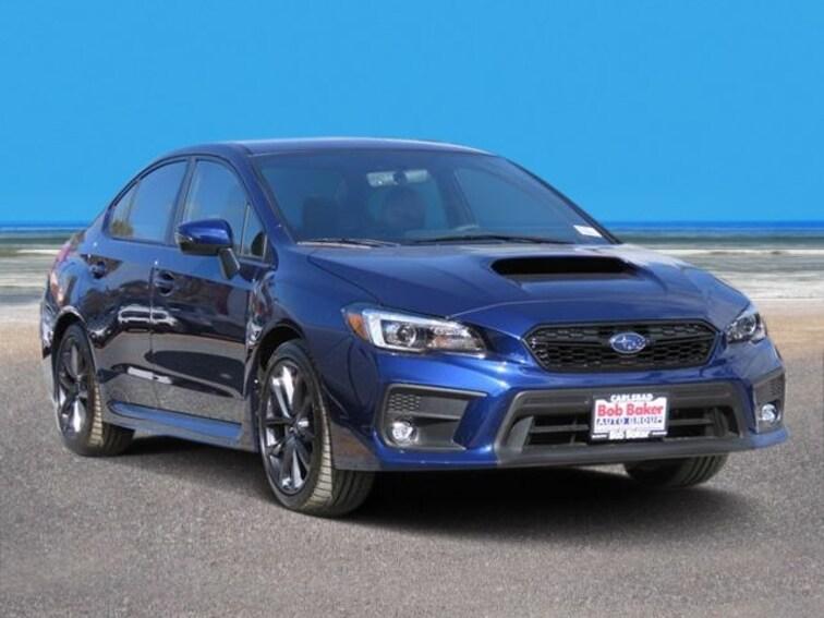 New 2019 Subaru WRX Limited Sedan Carlsbad