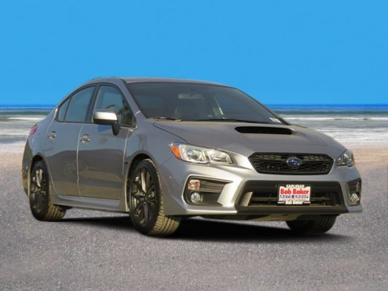 New 2019 Subaru WRX Premium (M6) Sedan Carlsbad