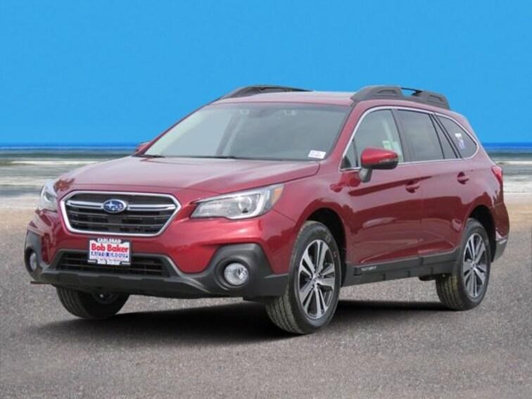 New 2019 Subaru Outback 2.5i Limited SUV Carlsbad