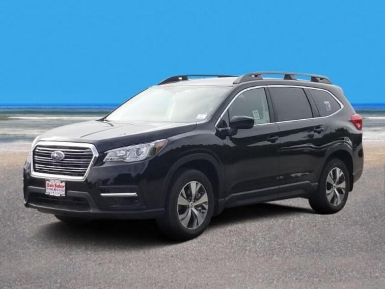 New 2019 Subaru Ascent Premium 8-Passenger SUV Carlsbad