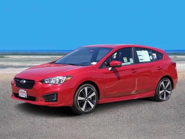 New 2019 Subaru Impreza 2.0i Sport 5-door Carlsbad