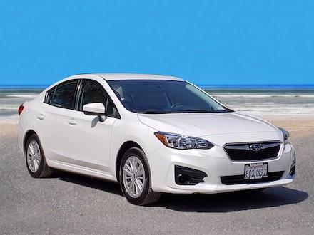 2018 Subaru Impreza Premium Sedan