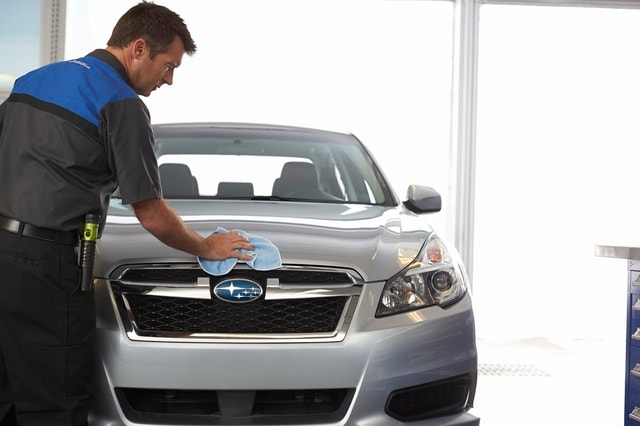 Was Your Car In A Collision Visit Bob Baker Subaru In Carlsbad - Subaru auto body repair