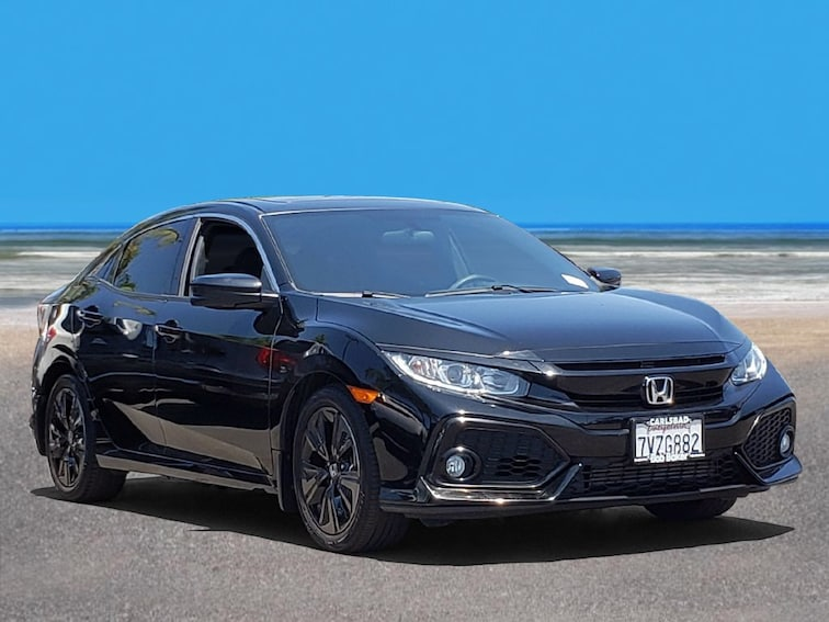 Used 2017 Honda Civic EX Hatchback Carlsbad