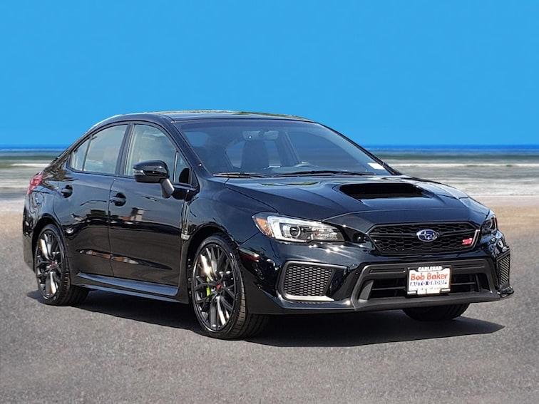 Sti For Sale >> New 2019 Subaru Wrx Sti For Sale In Carlsbad Ca