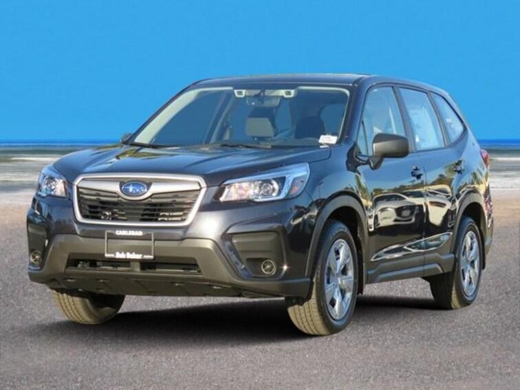 New 2019 Subaru Forester Standard SUV Carlsbad