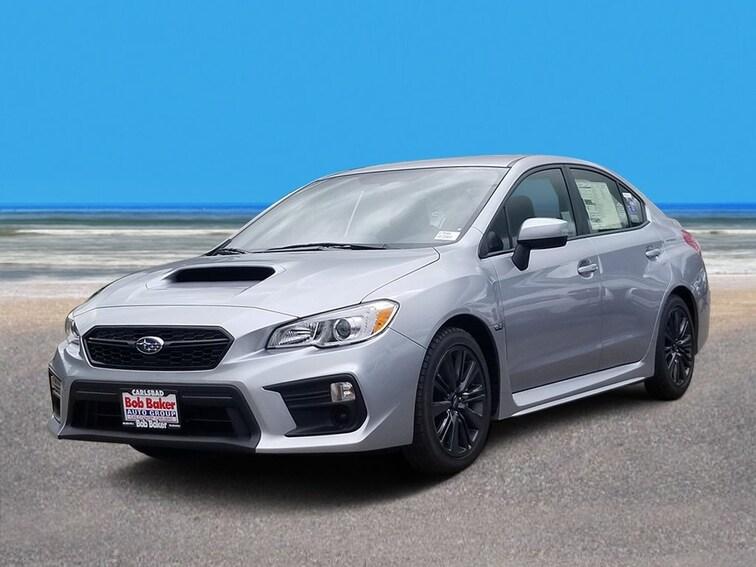 New 2019 Subaru WRX Sedan Carlsbad