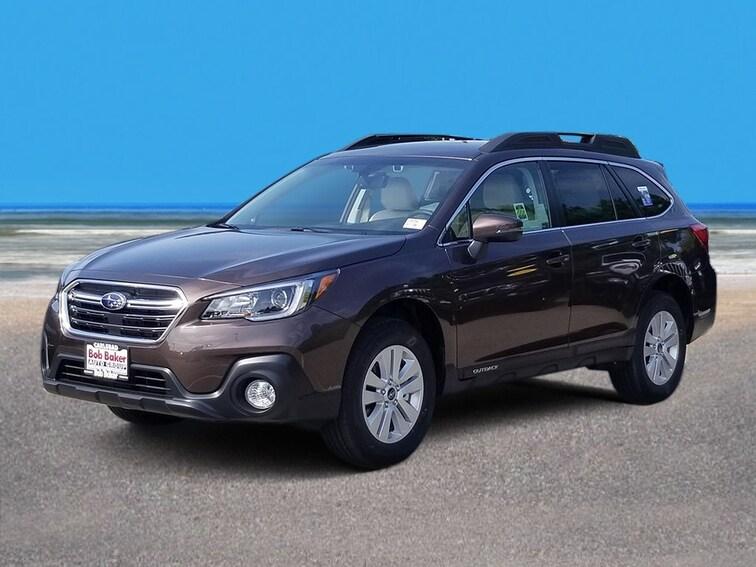 New 2019 Subaru Outback 2.5i Premium SUV Carlsbad