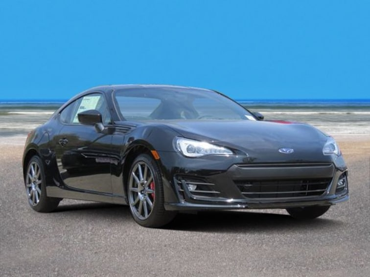 New 2018 Subaru BRZ Limited with Performance Package Coupe Carlsbad