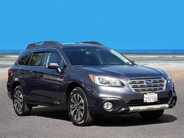 Used 2016 Subaru Outback 3.6R Limited SUV Carlsbad