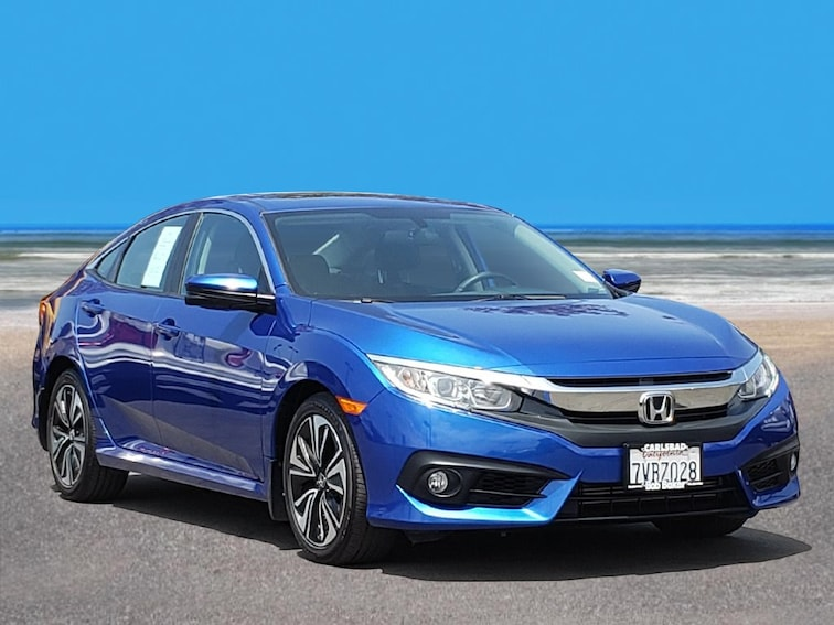 Used 2016 Honda Civic EX-T Sedan Carlsbad