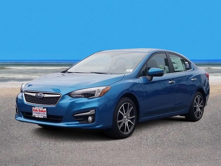 New 2019 Subaru Impreza 2.0i Limited Sedan Carlsbad