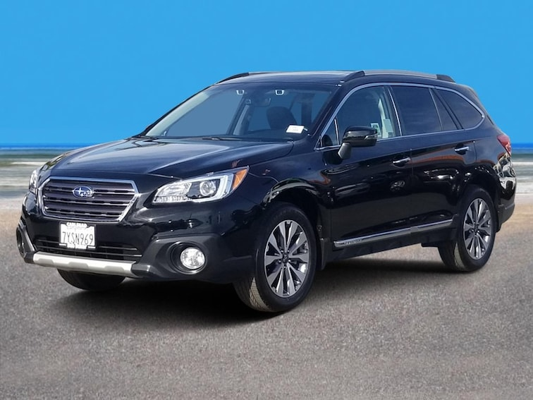 Certified Pre-Owned 2017 Subaru Outback Touring SUV Carlsbad