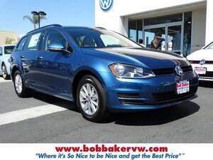 2015 Volkswagen Golf SportWagen TSI